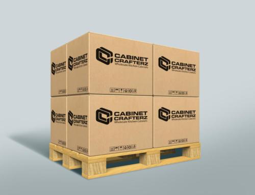 Free Cardboard Box Packaging Mock-up PSD