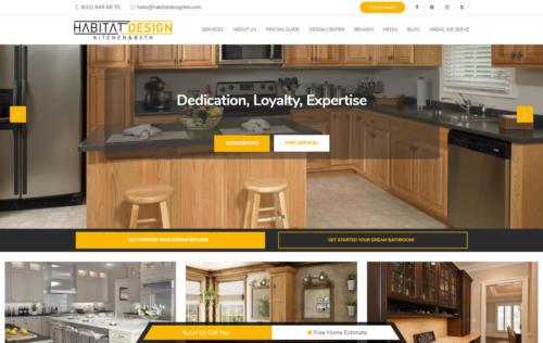 habitatdesignkb.com home page