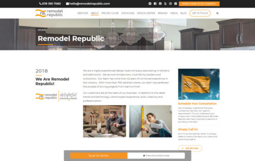 remodel republic -about page